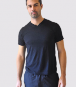 Men's Singlo V Bamboo Shirt